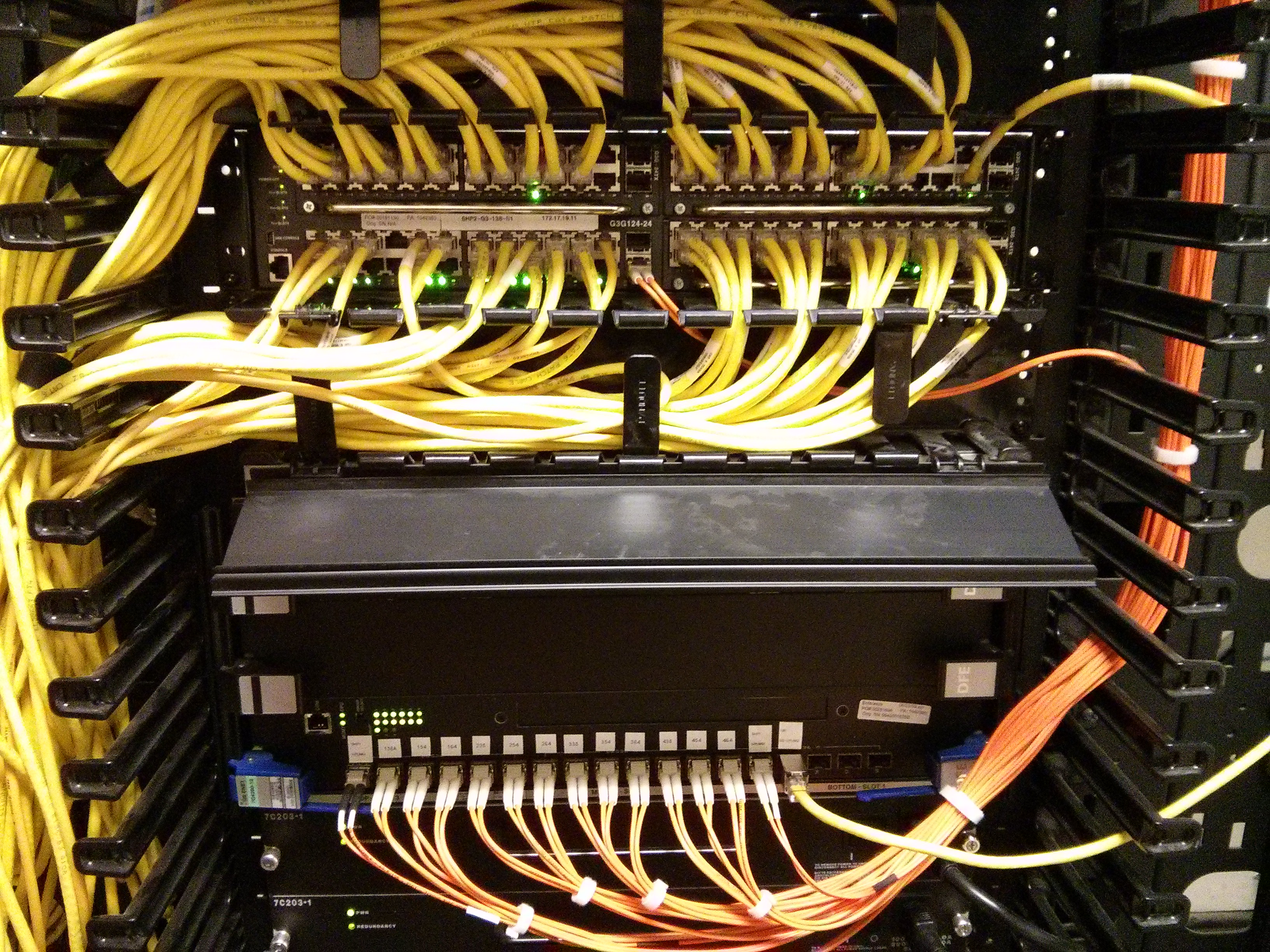Extreme Networks N Series N3 Chassis Switch